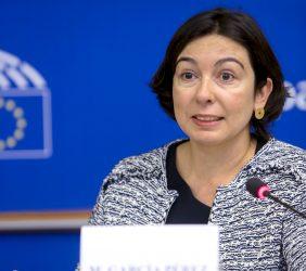 Mercedes García Pérez, Jefe de División-Derechos Humanos, EEAS