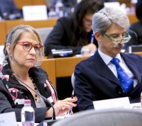 Europarlamentarios, Inmaculada Rodríguez-Piñero y José Ignacio Salafranca