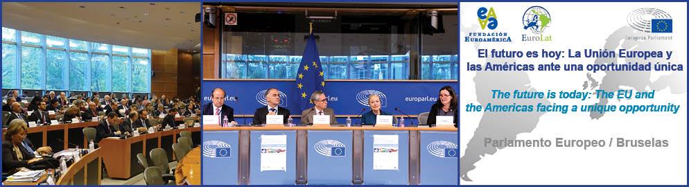 El futuro es hoy: La UE y las Américas....