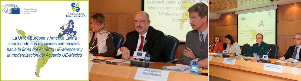 La UE y América Latina impulsando.....