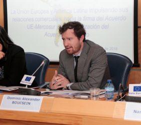 Liliana Oliva y Dominic Boucsein