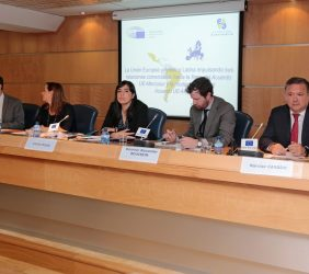 Damián Castaño, Emily Rees, Liliana Oliva, Dominic Boucsein, y Narciso Casado