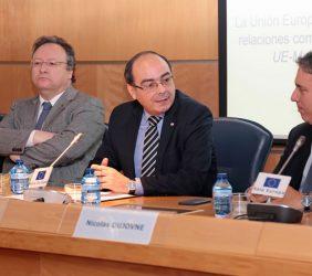 Francisco Assis, Antonio Rivas Palacios, y Nicolás Dujovne