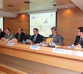 Ignacio Rodríguez Burgos, Francisco Assis, Antonio Rivas Palacios, Nicolás Dujovne, José Ignacio Salafranca y Davi A. Oliveira Pinto