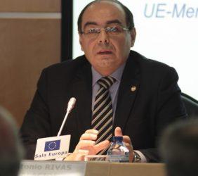 Antonio Rivas Palacios, Embajador de Paraguay en España