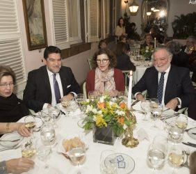 Invitados a la cena