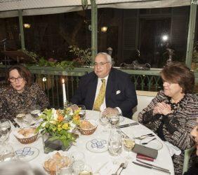 Rebeca Grynspan, Alberto Laplaine, Ana P. Laborinho