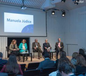 Intervención de Manuela Júdice