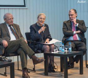 Augusto Santos Silva, Benita Ferrero-Waldner, José António Silva e Sousa
