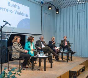 Intervención de Benita Ferrero-Waldner, Presidenta de la Fundación Euroamérica