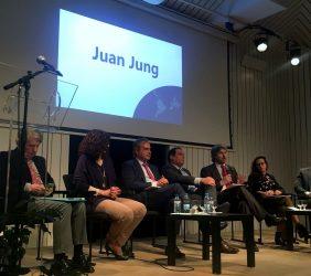 Intervención de Juan Jung, ASIET