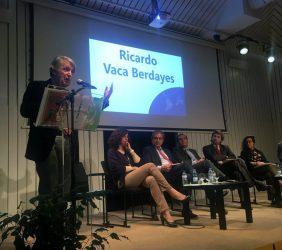 Intervención de Ricardo Vaca Berdayes, Presidente de Barlovento Comunicación