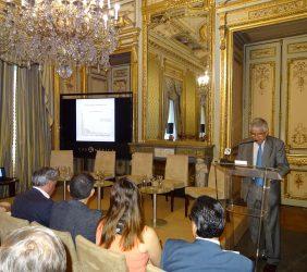 Fernando Labrada, Presidente de MRC