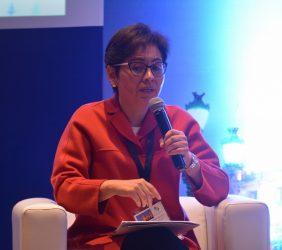 Viviana Caro, Representante del BID Perú