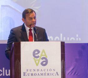 Nestor Popolizio, Ministro de Relaciones Exteriores, Perú