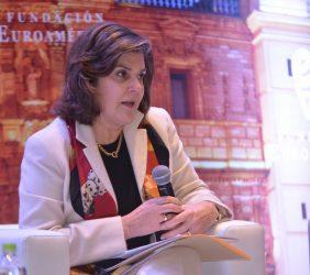 Eleonora Silva, Directora Representante en el Perú de CAF, Banco de Desarrollo de América Latina