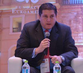 Carlos Ugaz Montero, Director Ejecutivo del Proyecto Especial Autoridad Autónoma del Sistema Eléctrico de Transporte Masivo de Lima y Callao