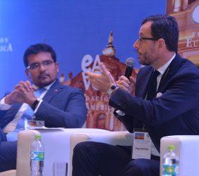 Diego Mellado, Embajador y Jefe de la Delegación de la Unión Europea en el Perú