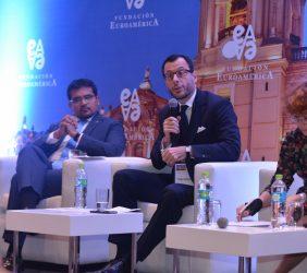 Intervención de Diego Mellado, Embajador y Jefe de la Delegación de la Unión Europea en el Perú