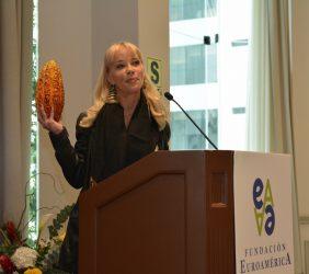 Astrid Gutsche, propietaria y socia fundadora de Astrid&Gastón