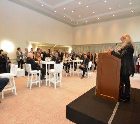 Intervención de Astrid Gutsche, propietaria y socia fundadora de Astrid&Gastón