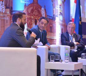 Intervención de Gonzalo Villarán, Director General de Innovación, Tecnología, Digitalización y Formalización, Ministerio de Producción, Perú