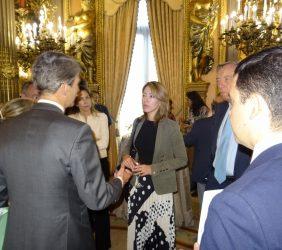 Xiana M. Méndez conversa con J. Ignacio Salafranca