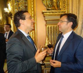 Miguel Arroyos y Julián Cubero de BBVA