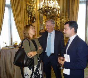 Xiana M. Méndez conversa con Carsten Moser