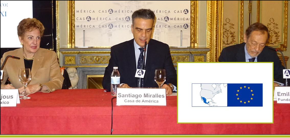 La modernización del Acuerdo UE-México: un acuerdo del S. XXI