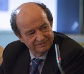 Antonio Sánchez Bustamante, Ministerio de Industria, Comercio y Turismo, España