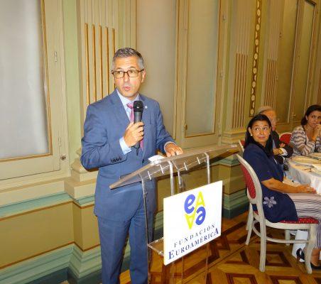 Hugo A. Morán, Secretario de Estado de Medio Ambiente