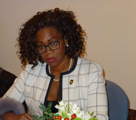 Epsy Campbell, Vicepresidenta y Ministra de RR.EE. y Culto de Costa Rica