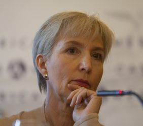 Doris Seedorf, CEO de Softtek para Europa, México