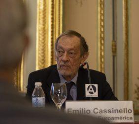Emilio Cassinello, Vicepresidente Fundación Euroamérica