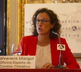 Valvanera Ulargui, Oficina de Cambio Climático
