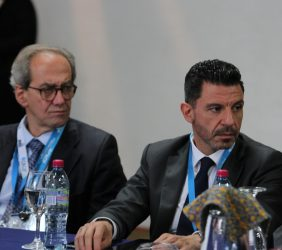 José Manuel Gónzalez-Páramo y Javier Rosado