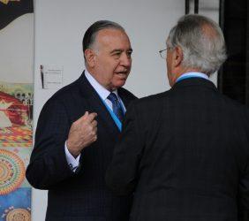 Valentín Diez Morodo y Ángel Durández