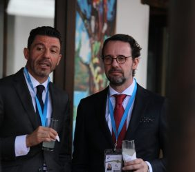 Javier Rosado y David Suriol