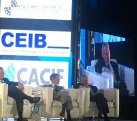 XII Encuentro Empresarial Iberoamericano. Sesión Comercio e Inversión (13)