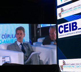 XII Encuentro Empresarial Iberoamericano. Sesión Comercio e Inversión (9)