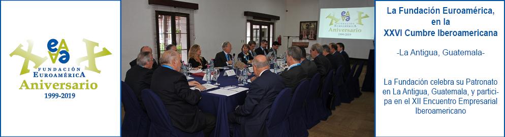 Reunión Patronato en La Antigua, Guatemala