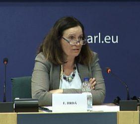 Edita Hrdá, Directora Ejecutiva para las Américas, Servicio Europeo de Acción Exterior, SEAE
