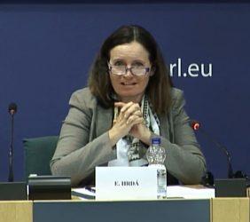 Edita Hrdá, Directora Ejecutiva para las Américas, SEAE