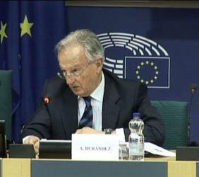 Ángel Durández, Vicepresidente de la Fundación Euroamérica