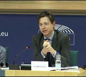 Intervención de Matthias Jørgensen, Jefe de la Unidad para América Latina, Comisión Europea