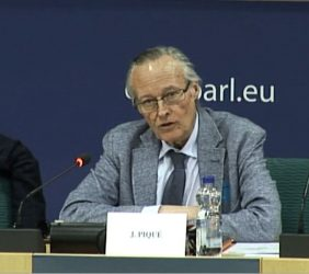 Josep Piqué, Ex Ministro español