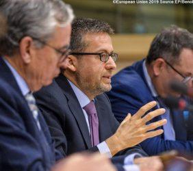 Intervención de  Carlos Moedas, Comisario Europeo de Investigación, Ciencia e Innovación