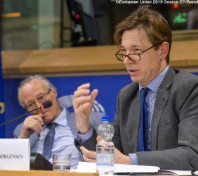 Matthias Jorgensen,Jefe de Unidad para América Latina,  DG Comercio, Comisión Europea