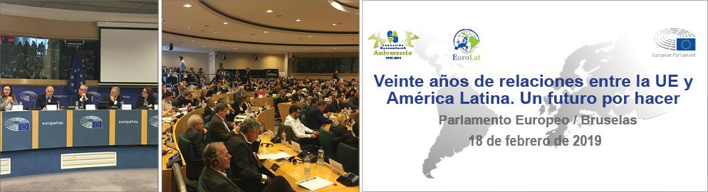 Seminario Alto Nivel / Parlamento Europeo